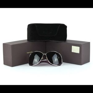 Gorgeous Tom Ford Angelica Sunglasses